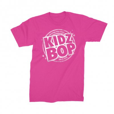 kidz-bop - KIDZ BOP T-Shirt (Pink)