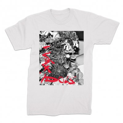 wax-idols - Flowers 1 T-Shirt (White)