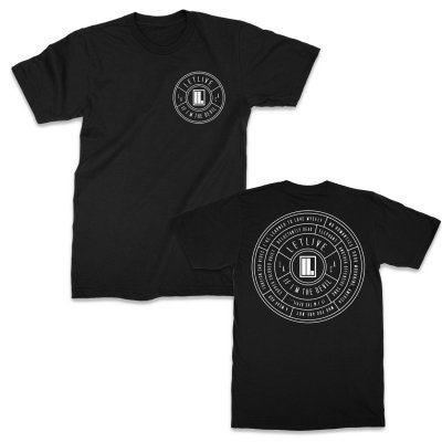Letlive - Cycle T-Shirt (Black)