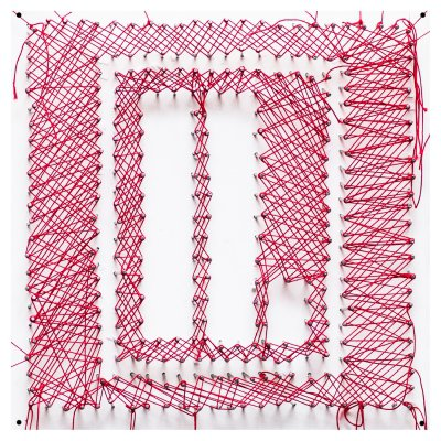 "Letlive - If I'm The Devil... Flag (48"" x 48"")"
