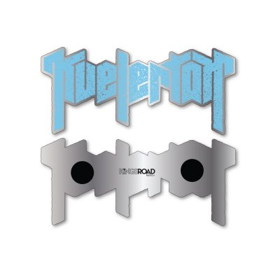 Kvelertak - Logo Enamel Pin