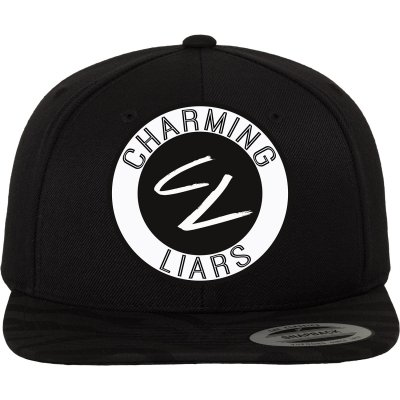charming-liars - Circle Logo Snapback Hat