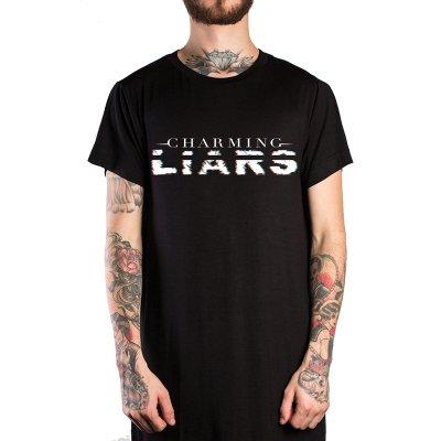 Charming Liars - Static Logo Tee