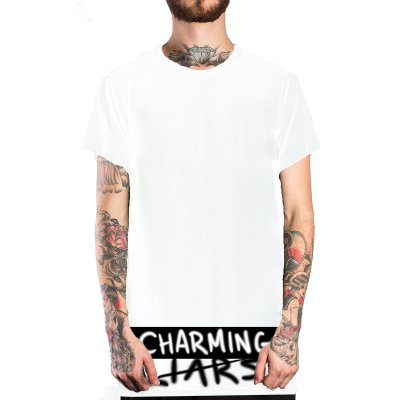 charming-liars - Handwritten Logo Tall Tee