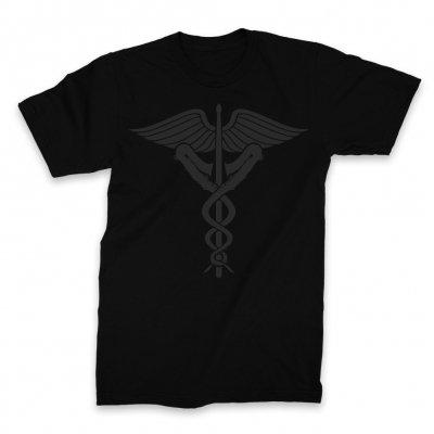 Jazz Dispensary Logo T-Shirt (Black)