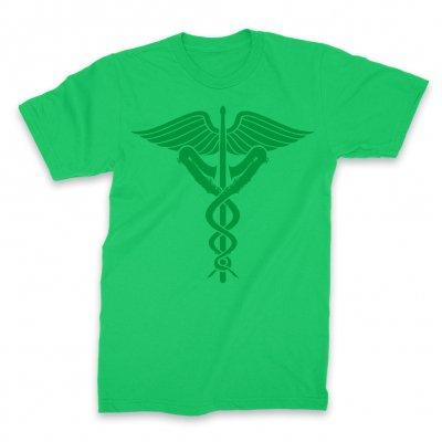 IMAGE | Jazz Dispensary Logo T-Shirt (Green)