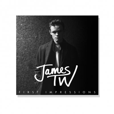 James TW - James TW First Impressions CD (Signed)