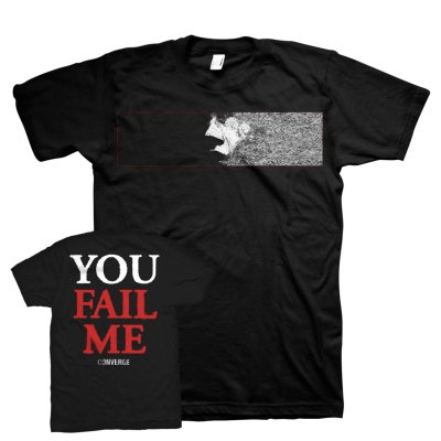 converge - Haunt You Fail Me Tee (Black)