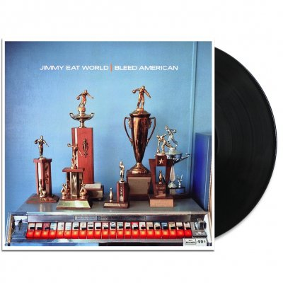 jimmy-eat-world - Bleed American LP (Black)