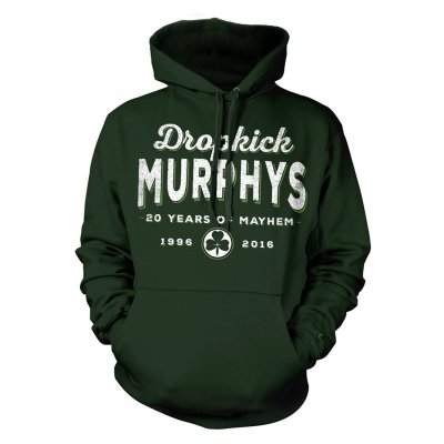 dropkick-murphys - Mayhem Pullover Hood