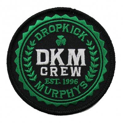 Dropkick Murphys - Crew Patch