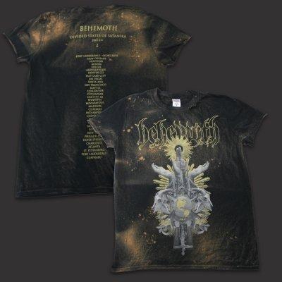 Behemoth - Satanika Tour T-Shirt (Limited Edition)