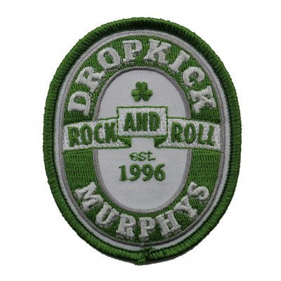 dropkick-murphys - Rock and Roll Patch