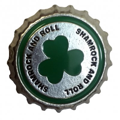 dropkick-murphys - Bottle Cap Enamel Pin