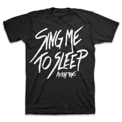 Avion Roe - Sing Me To Sleep T-Shirt (Black)