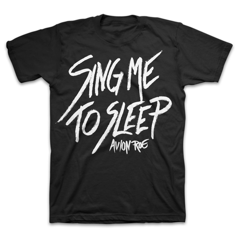 IMAGE | Sing Me To Sleep T-Shirt (Black)