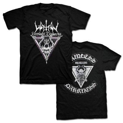 valhalla - Lawless Darkness Rocker T-Shirt (Black)