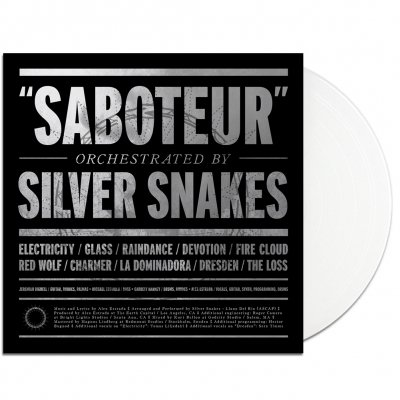 Silver Snakes - Saboteur Vinyl LP