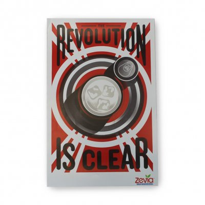 zevia - The Revolution Poster