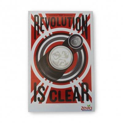 zevia - The Revolution Poster