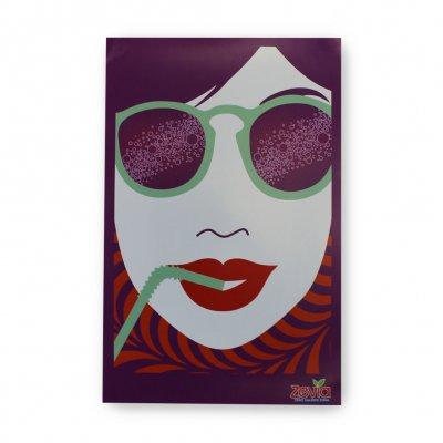 zevia - Z Girl Poster