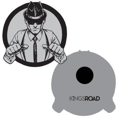 IMAGE | Suspenders Enamel Pin