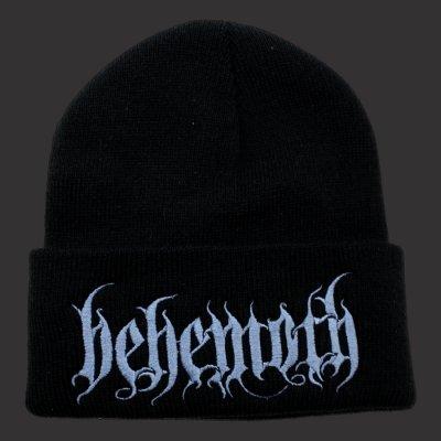 Behemoth - Black Logo Beanie (Black)