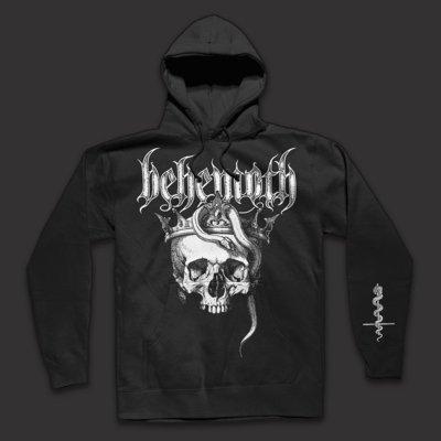 behemoth - Skull Pullover Sweatshirt (Black)