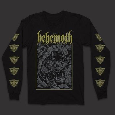 behemoth - Behemoth Devour Longsleeve T-Shirt (Black)