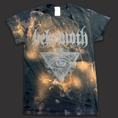 behemoth - Trinity T-Shirt (Bleach)