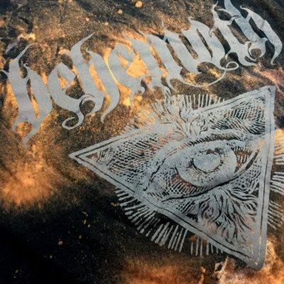 behemoth - Trinity T-Shirt (Bleach)