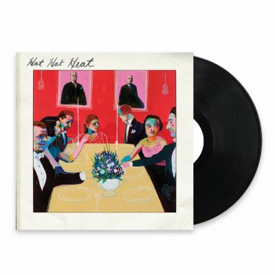 hot-hot-heat - Self Titled LP (Black)