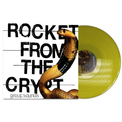 Rocket From The Crypt - Group Sounds LP (Yellow)