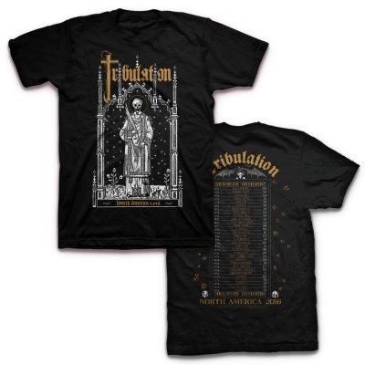 tribulation - 2016 Tour T-Shirt (Black)