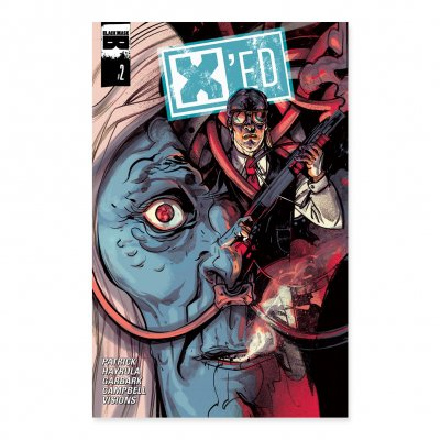 Black Mask Studios - X'ed - Issue 2