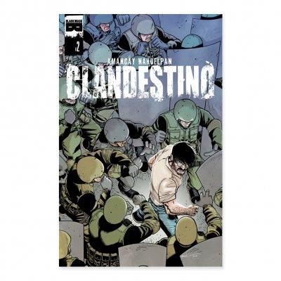 Clandestino - Clandestino - Issue 2