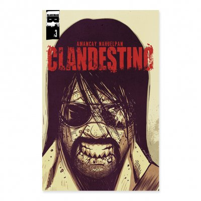black-mask-studios - Clandestino - Issue 3