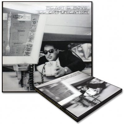 beastie-boys - Ill Communication Collector's Edition Vinyl