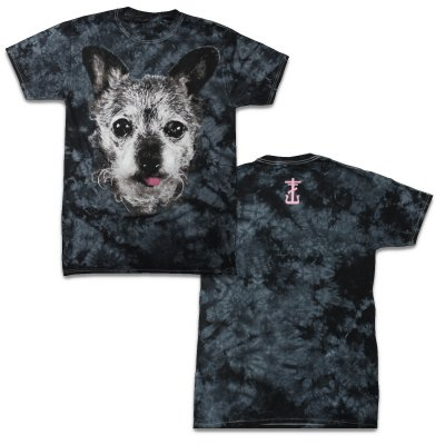 frank-iero - Sweet Pea T-Shirt (Tie Dye)
