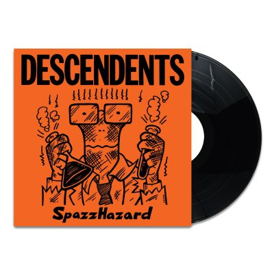 "Descendents - Spazzhazard 12"" EP (Black)"
