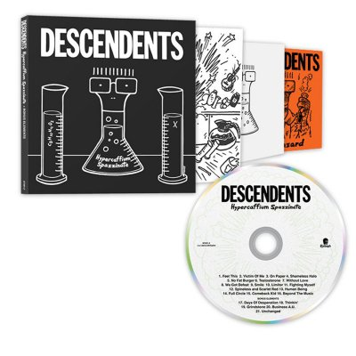 Descendents - Hypercaffium Spazzinate - Deluxe CD