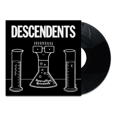 Descendents - Hypercaffium Spazzinate LP (Black)