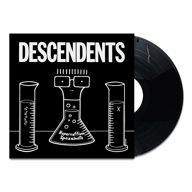 IMAGE | Hypercaffium Spazzinate LP (Black)