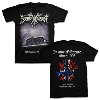 Anniversary T-Shirt (Black)
