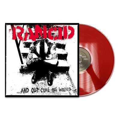 Rancid - ...And Out Come The Wolves LP (Red)