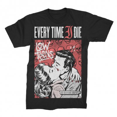 every-time-i-die - ETID Embrace T-Shirt (Black)