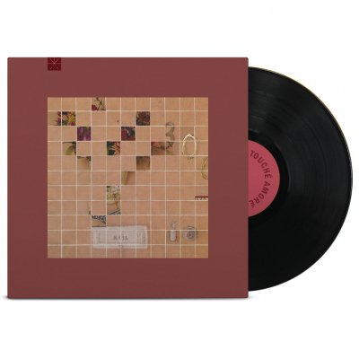 Touche Amore - Stage Four LP (Black)