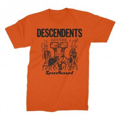Descendents - Spazzhazard T-Shirt (Orange)