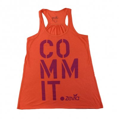 zevia - Commit Racerback Tank - Women's