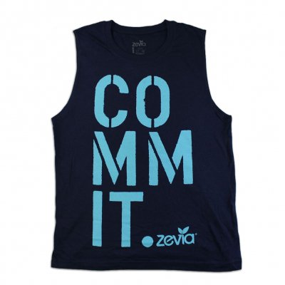 zevia - Commit Tank - Men's